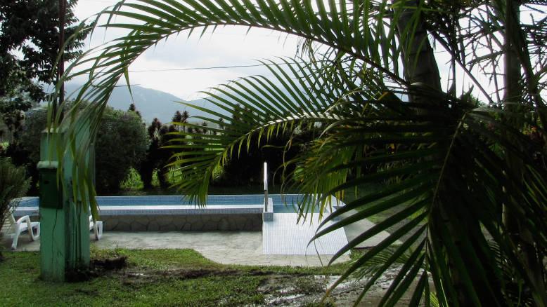 Piscina Hotal jardin arenal