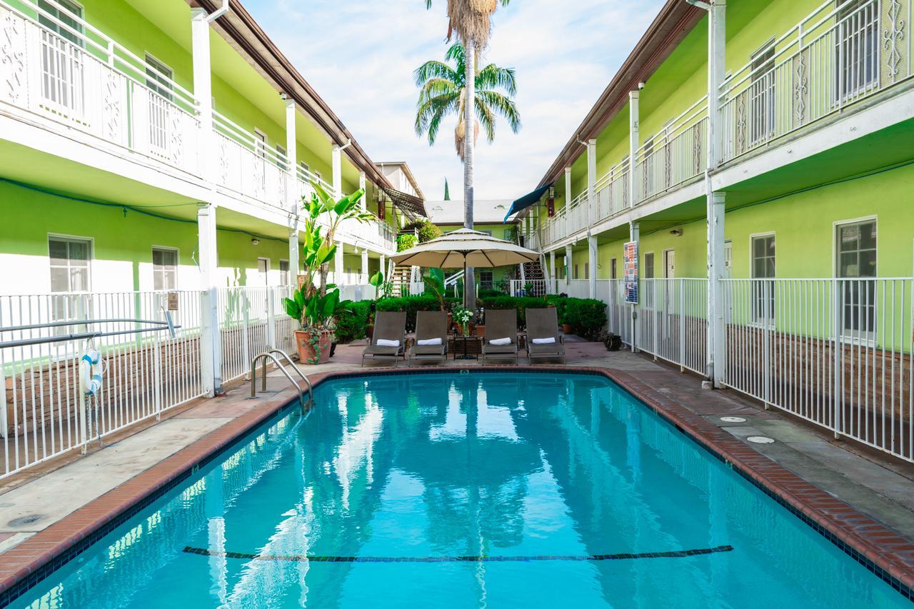 Piscina Motel Coral Sands