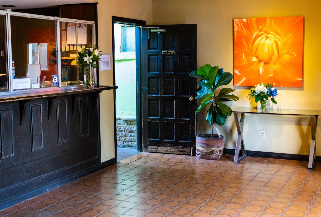 Recepción Motel Coral Sands