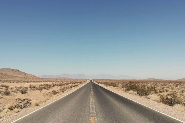 Conducir por la Costa Oeste de EEUU