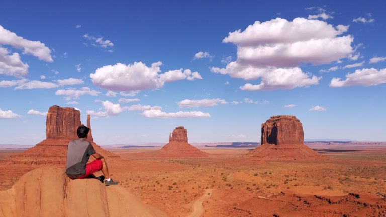 Paisaje Monument Valley