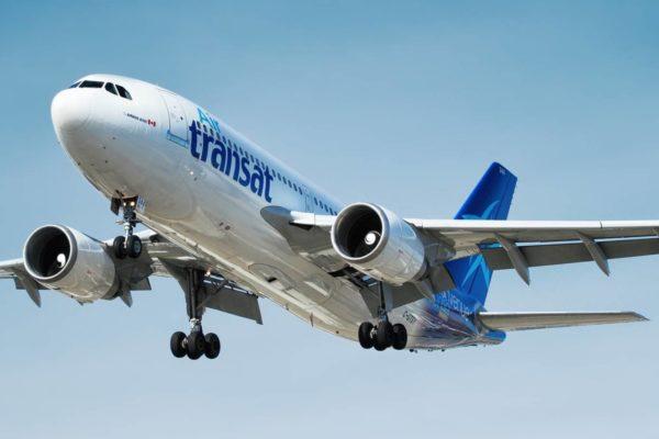 Volar a Canadá con Air Transat
