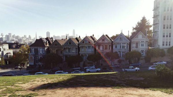 San Francisco: Painted Ladies, Twin Peaks y su Down Town