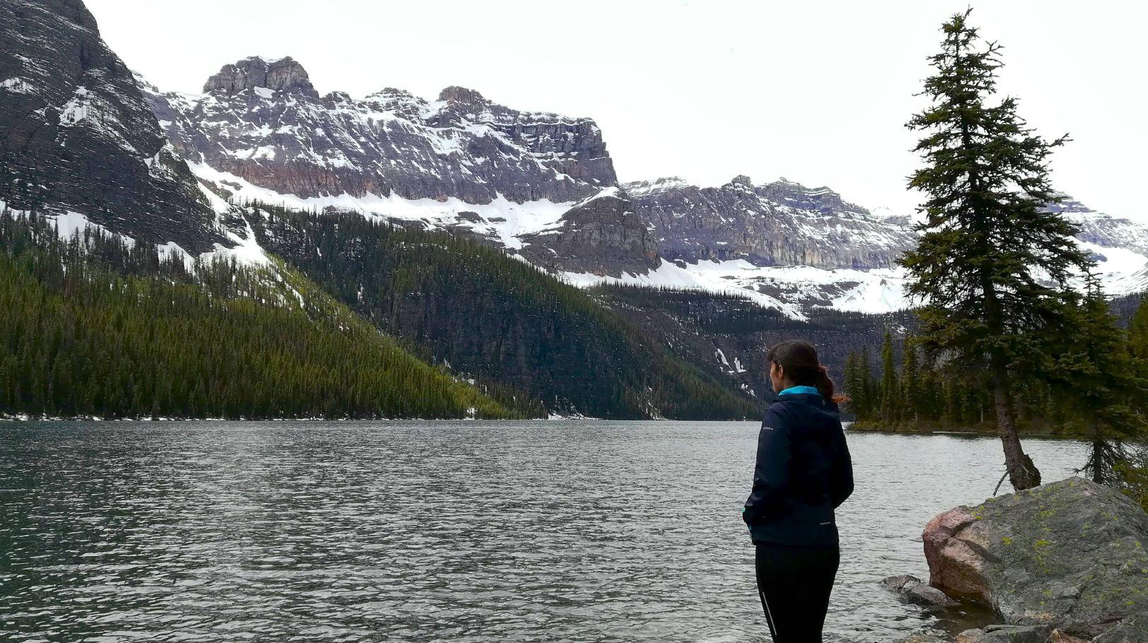 Ruta a Boom Lake