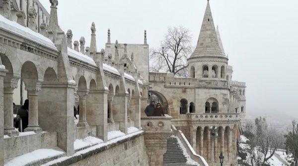 Bastión de los Pescadores y Castillo de Buda