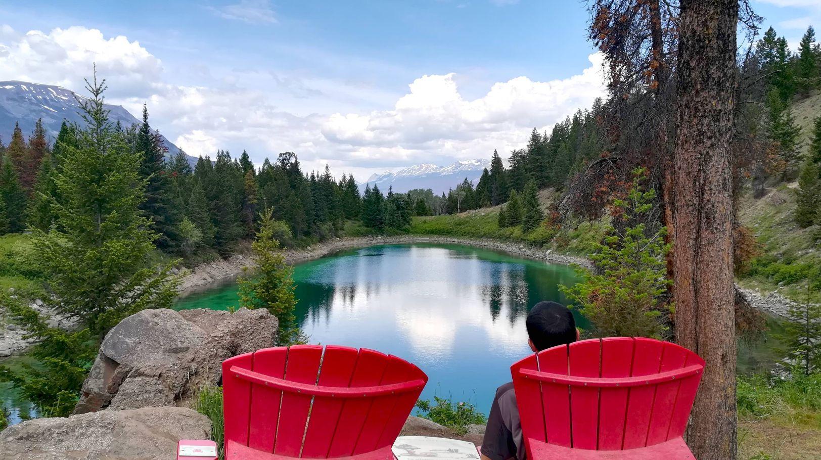 Visitar el Valle de los cinco lagos