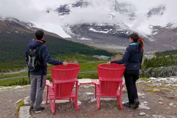 Visitar el Glaciar Athabasca