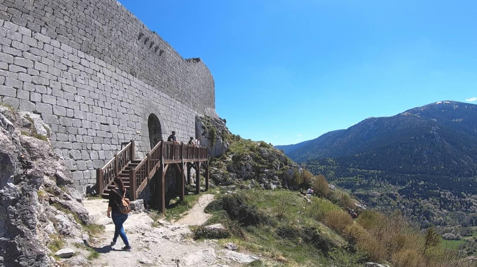 Ruta Cátara: Foix, Montsègur y Mirepoix (Francia)