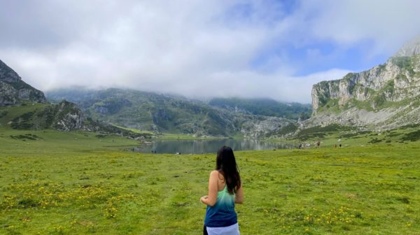 Visita a los Lagos de Covadonga (Asturias)