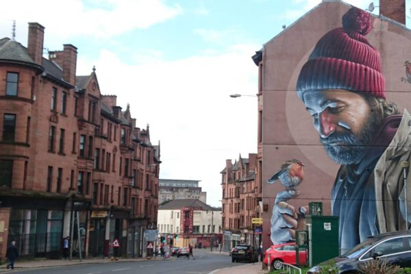 Visitar Glasgow en un día